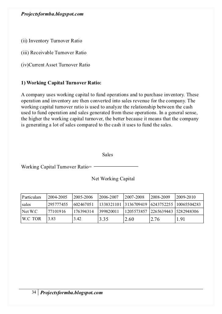 working capital management Learn about a company's working capital, and why good working capital management is essential to maintaining a company's liquidity and profitability.