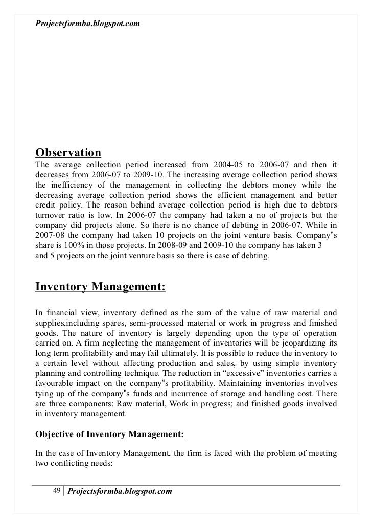 dissertation on working capital management Doctoral thesis on working capital management master thesis: how to write an assignment proposal finance, tilburg university phd the efficiency of working capital management can be determined.
