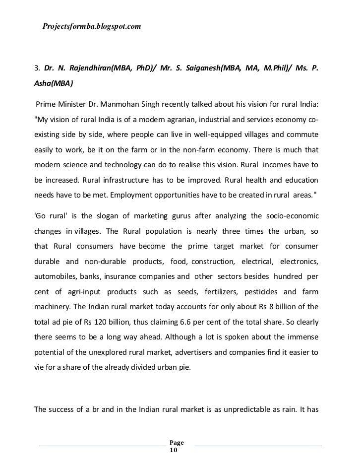 Final thesis anteneh girma phd thesis on rural marketing