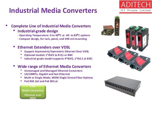 Aditech Industrial Networking