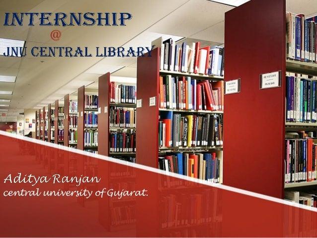 @ central university of Gujarat.