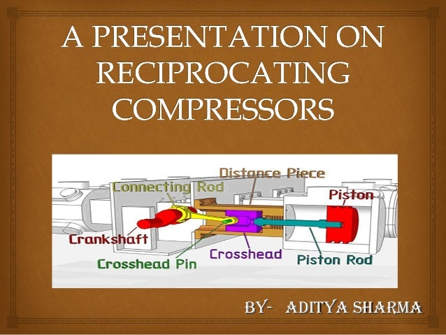 Reciprocating pump powerpoint presentation