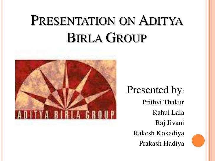 The Aditya Birla Group: Our CSR engagement: In perspective