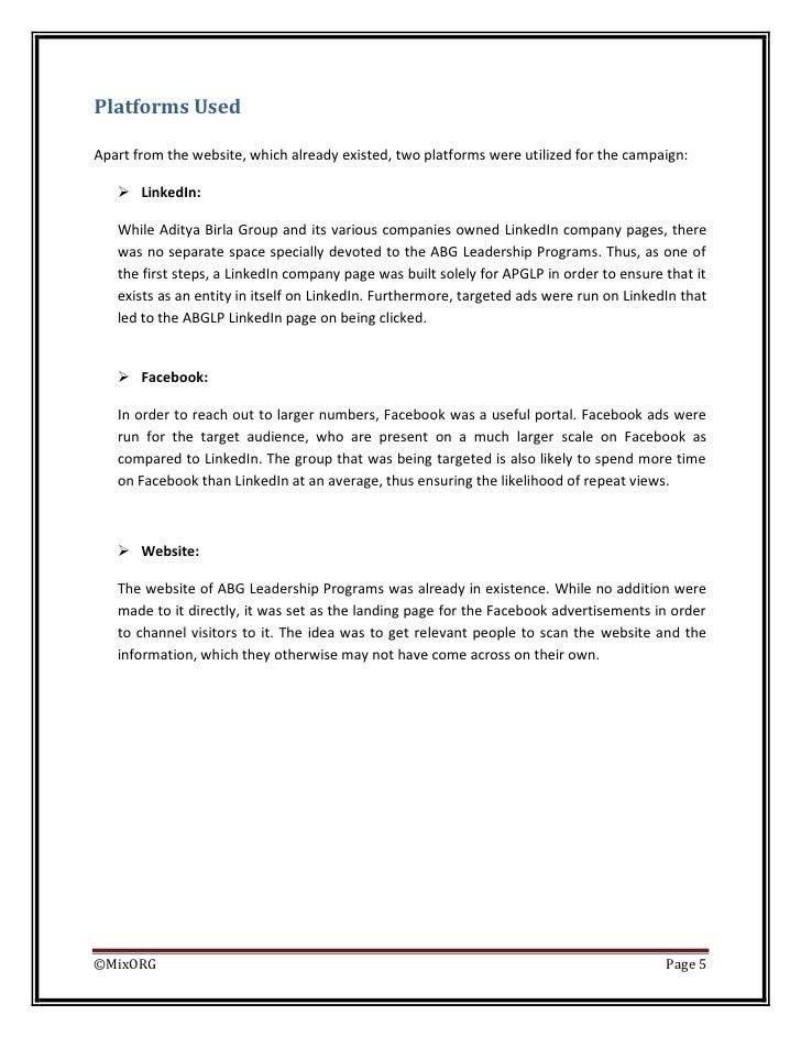 Luxottica Case Study