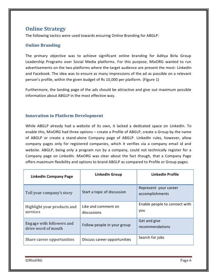 Luxottica Group Case Study