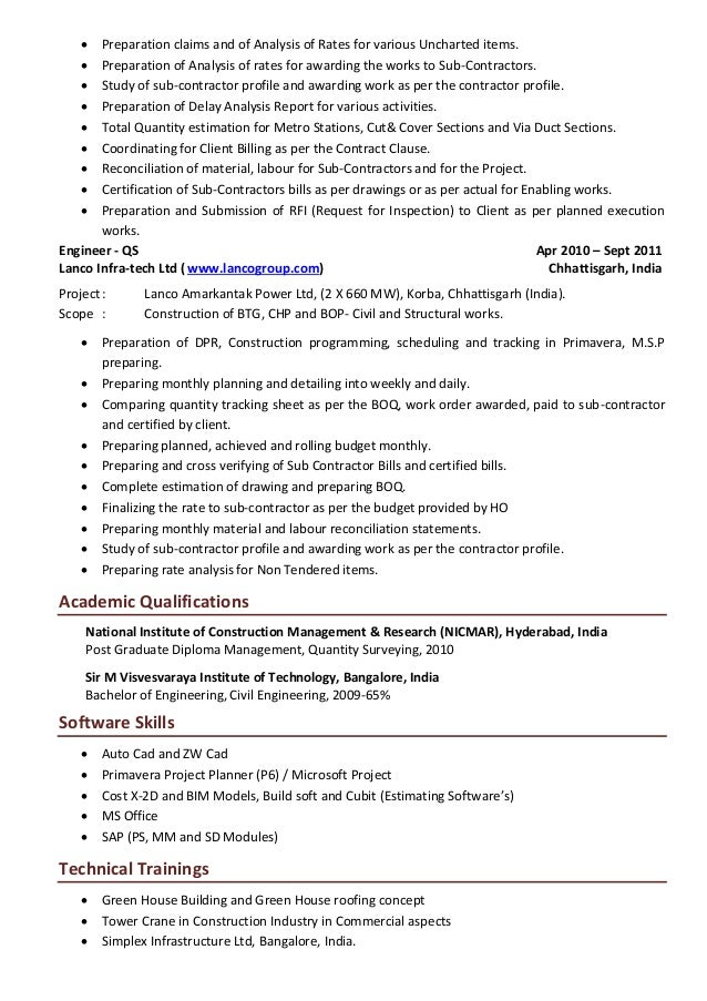 aditya-hegde-qs-cover-letter-with-resume-4-638 Letter Awarding Contract Template on