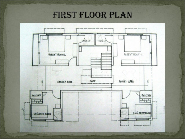 Project plan house