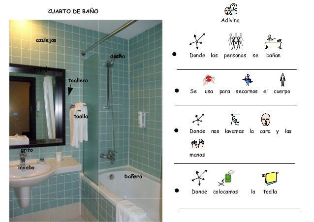 CUARTO DE BAÑO                                                            Adivina         azulejos                        ...