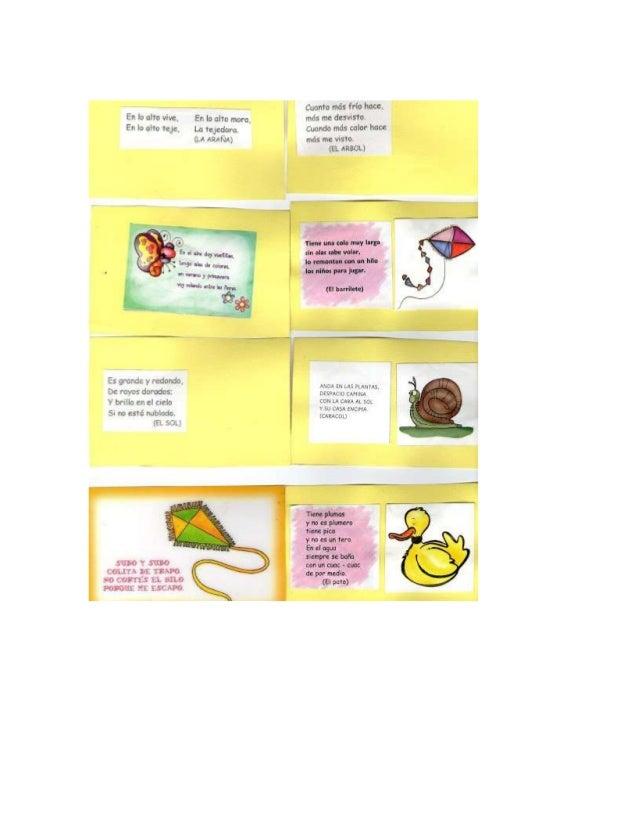 Adivinanzas, trabalenguas y rimas Slide 2