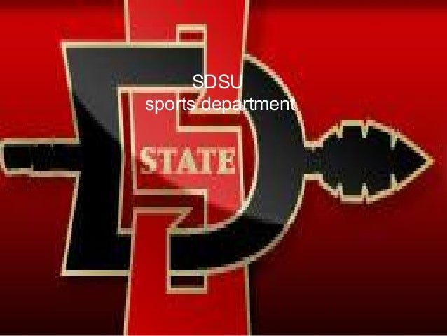 SDSUsports department