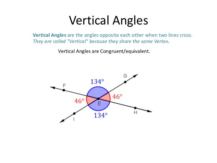 The gallery for --> Geometry Congruent Angles