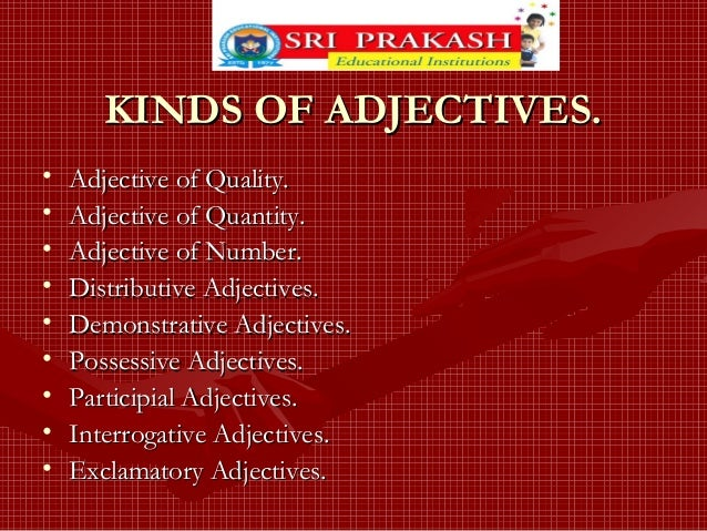 define descriptive words