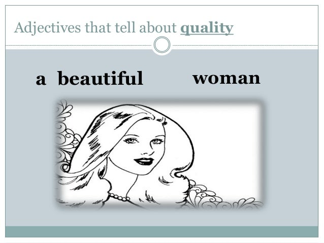 Worksheets Lesson For Grade 2 adjectives lesson for grade 2 students that tell about quality a womanbeautiful