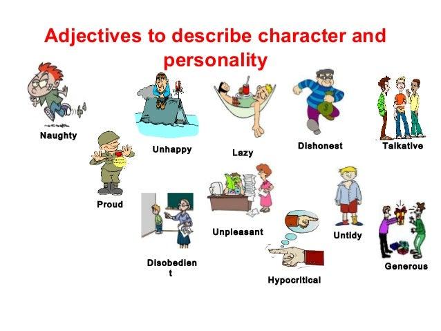 Adjectives To Describe A Man 37