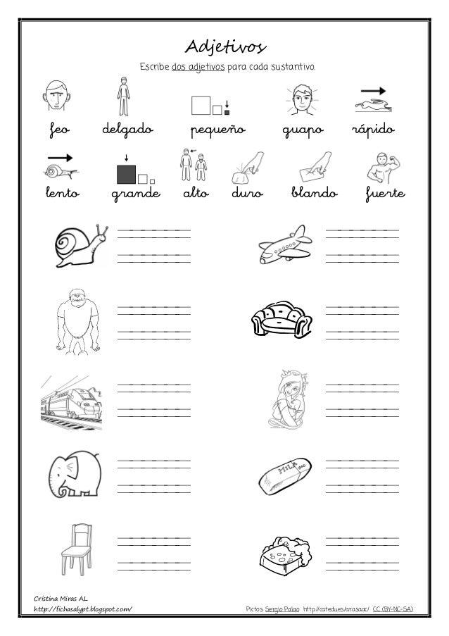 Sustantivos en espanol para ninos pictures to pin on for Pinterest en espanol