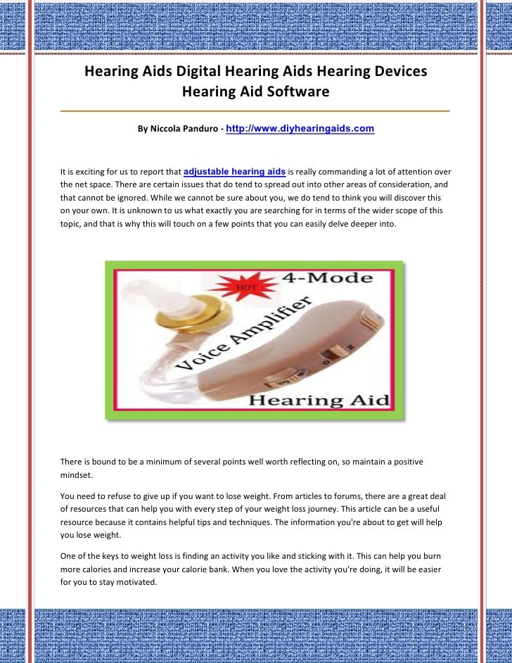 Hearing Aids Digital Hearing Aids Hearing Devices                    Hearing Aid Software_________________________________...