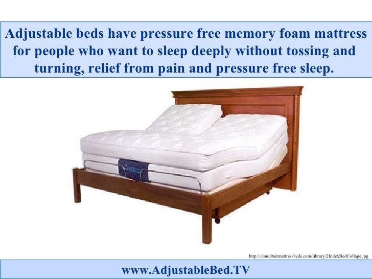 Adjustable Memory Foam Mattress