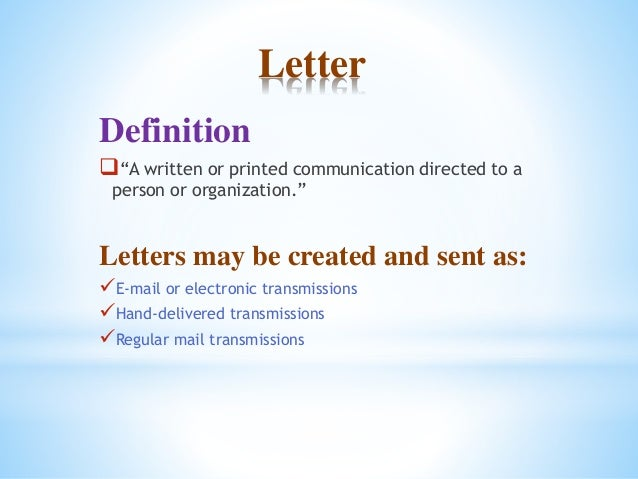 Adjustments and claim letter definition altavistaventures Image collections
