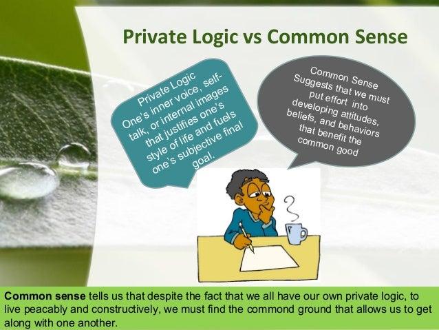 adler private logic