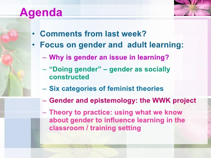 feminist theory and the misguided shows The mission of the ms foundation for women is to build women's collective power in the us to advance equity and justice for all we achieve our mission by investing in and strengthening the capacity of women-led movements to advance meaningful social, cultural, and economic change in women's lives.