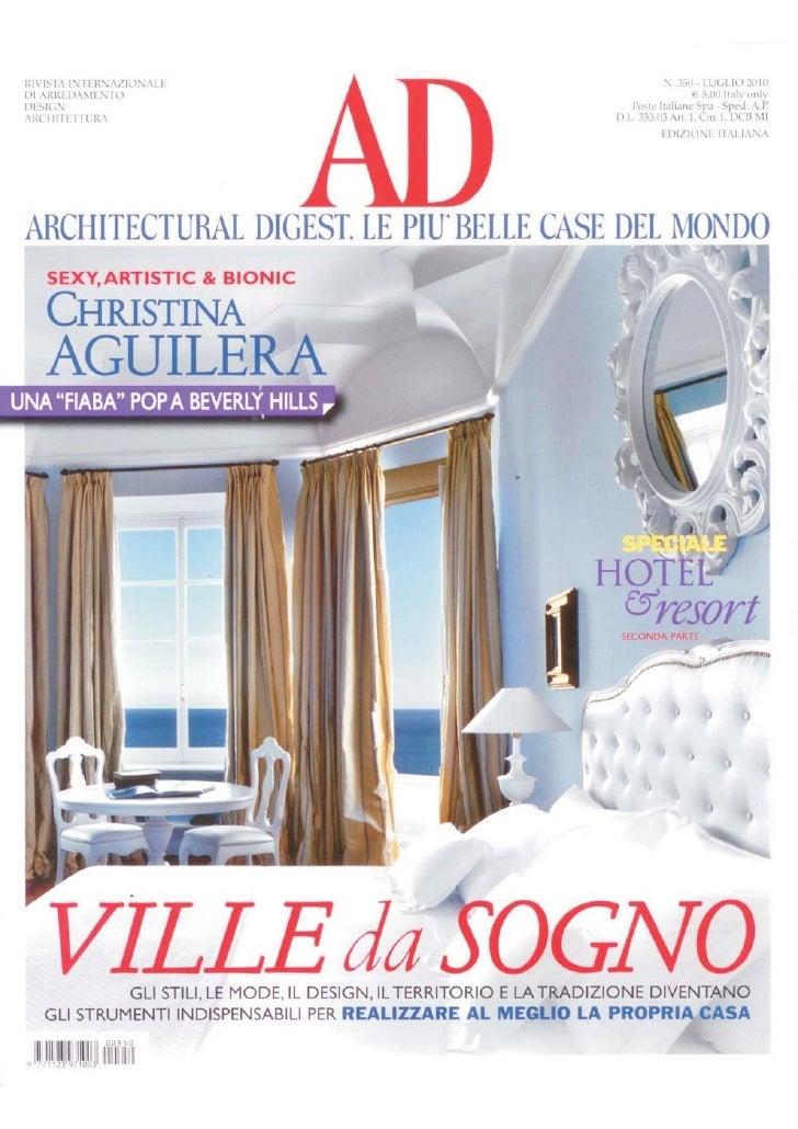 AD -  luglio 2010: ROMEO hotel