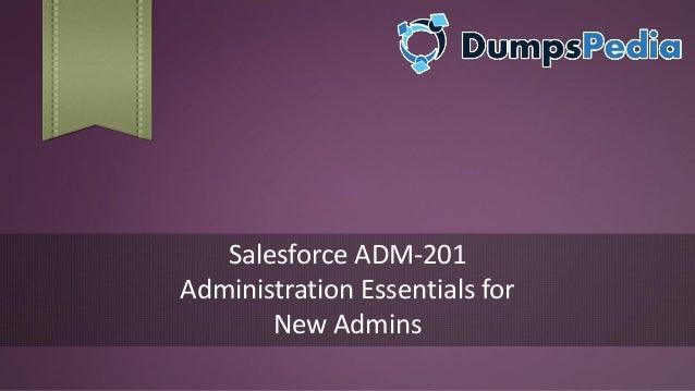 Valid ADM-201 Test Duration