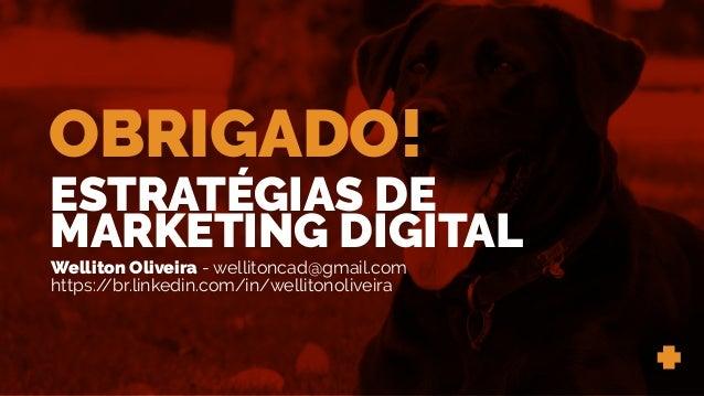 Planejamento e estratégias de marketing digital