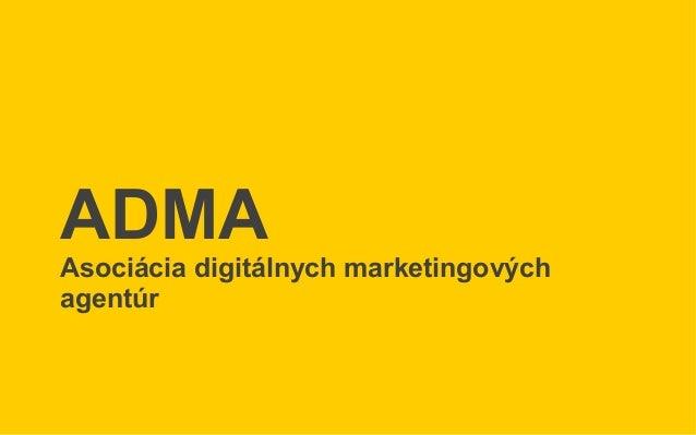 Tvorba komplexných online kampaní - Insight a Stratégia Slide 2