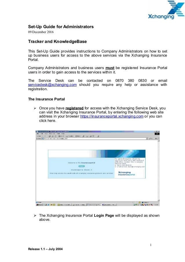 admin guide knowled base tracker 1 1 rh slideshare net Business Person Typing On a Computer ADP Administrator Portal
