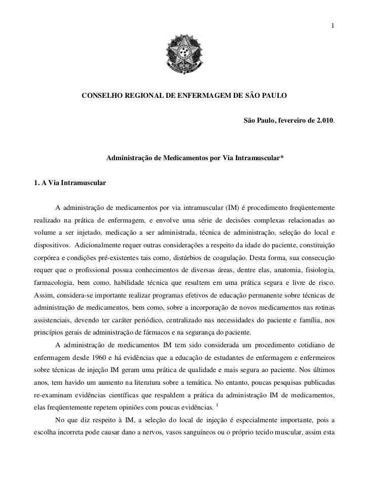 1                CONSELHO REGIONAL DE ENFERMAGEM DE SÃO PAULO                                                             ...