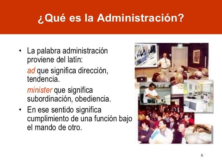 Administraci N 1ra Sem Introduccion A La Tga