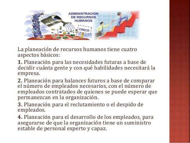 Administración de los recursos humanos 2 Slide 3