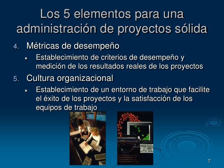 Administraci n de proyectos gubernamentales for Administracion de proyectos