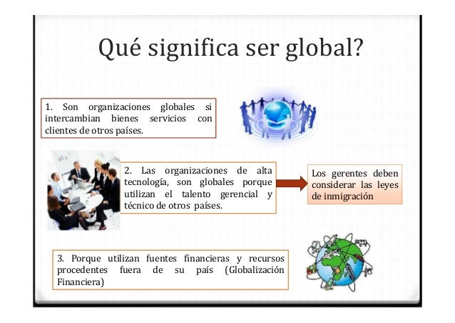 Administraci n global for Que significa oficina