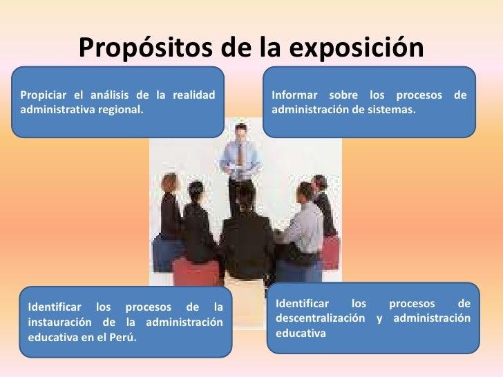 Administración y Gestión Educativa Slide 2