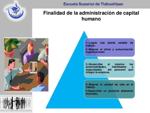 FINALIDAD DE LA ADMINISTRACION PDF