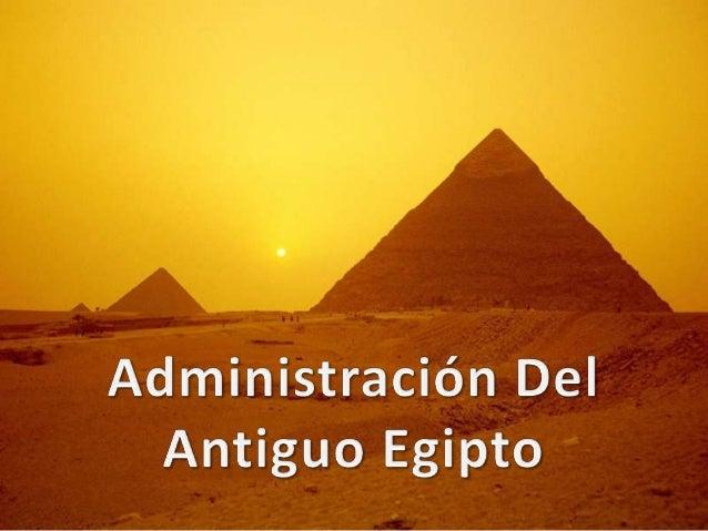 • El pilar principal sobre el que descansaba la sociedad en el Antiguo Egipto era el faraón, supuesto descendiente directo...
