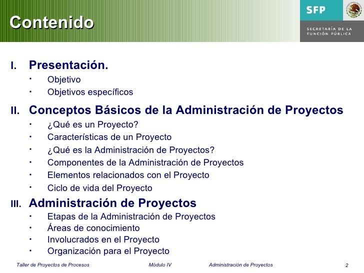 Administracion de proyectos 1 for Oficina de proyectos