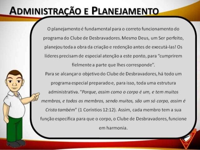 Administração e planejamento Sistema de Unidades Slide 2