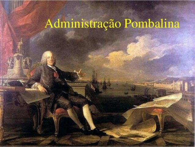 Administração Pombalina