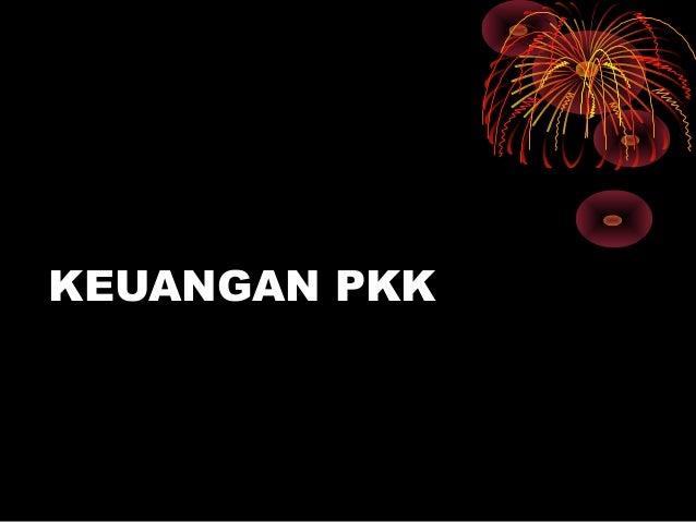KEUANGAN PKK