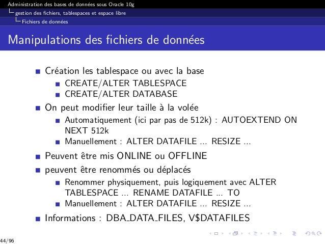 Oracle rename database datafile