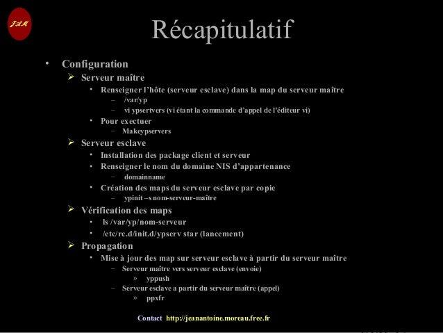 © Jean-Antoine Moreau copying and reproduction prohibited Contact http://jeanantoine.moreau.free.fr RécapitulatifRécapitul...