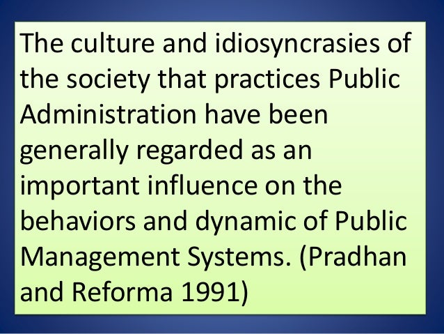 philippine administrative culture The philippines and south korea have long had difficult corruption problems  more recently, both have experienced significant democratization this article.