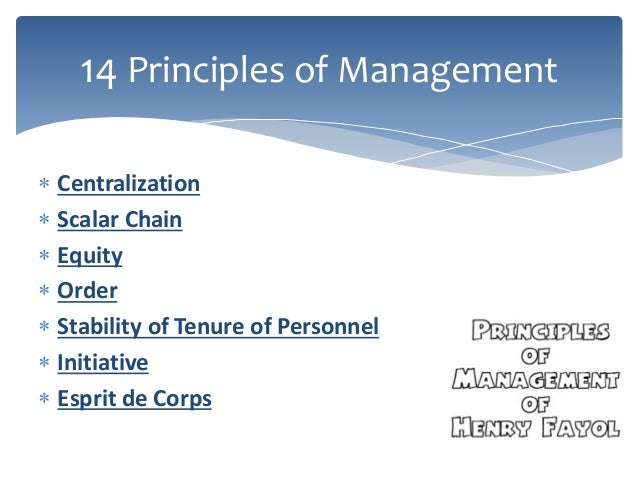 applying fayol 14 principle of management to unilever and procter and gamble Research unilever and proctor and gamble (internationally), apply henri fayols 14 principles of management compare and contrast the findings.