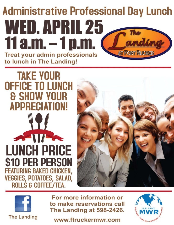 Administrative Professional Day 2012