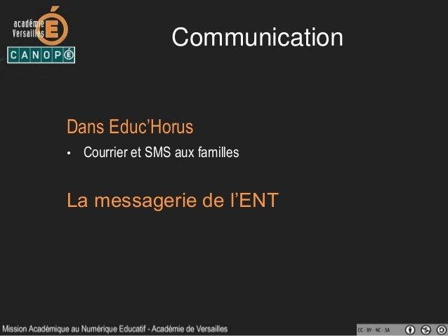 Messageries 3/3 Messagerie ENT Messagerie professionnelle Hypothèse 3 Utiliser un logiciel de gestion du courrier électron...