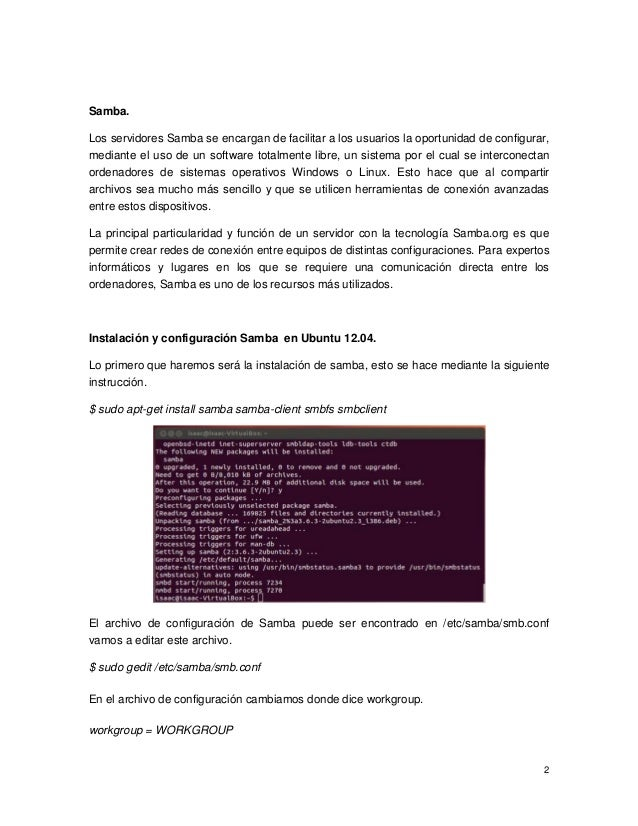 Administracion  servidores Slide 2