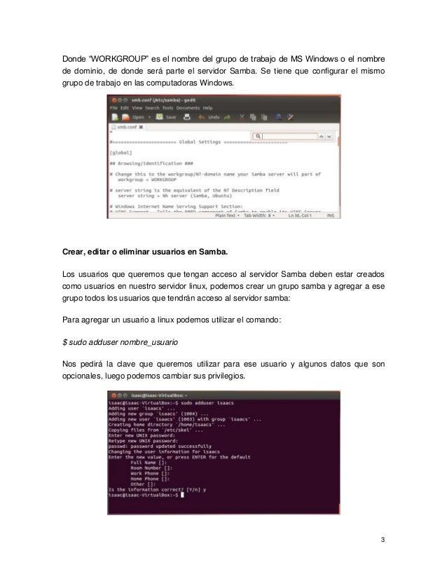 Administracion  servidores Slide 3