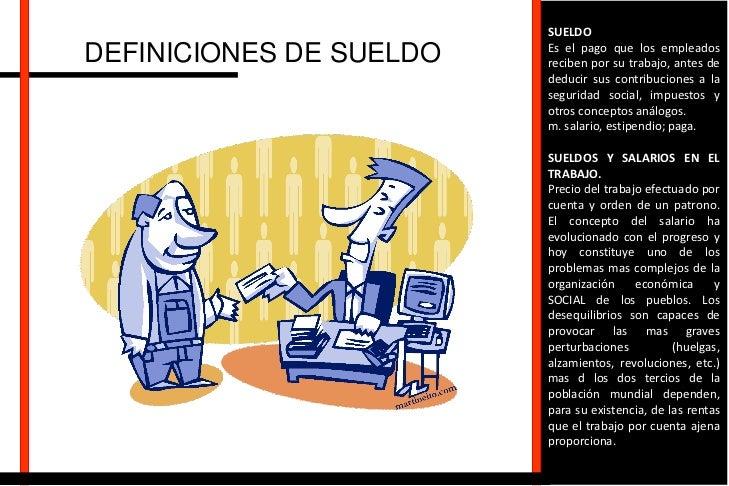 Adminsitracion Salarios Y Sueldos